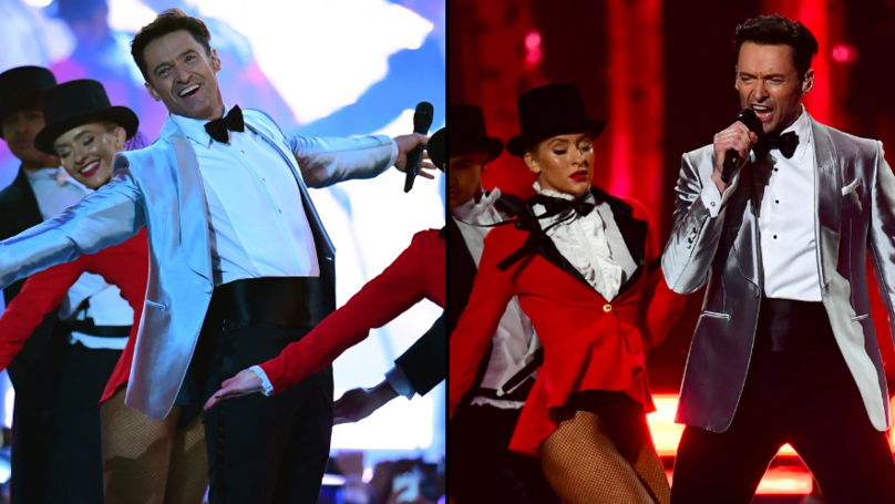 Viewers Divided Over Hugh Jackman Opening The Brits With The Greatest Showman Performance