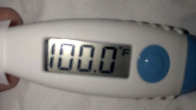 Man Mistakes Girlfriend's Thermometer For Pregnancy Test And His Reaction Is Priceless