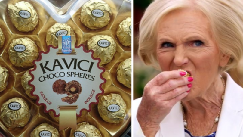 Stop What You're Doing: Vegan Ferrero Rocher Style Chocolates Exist