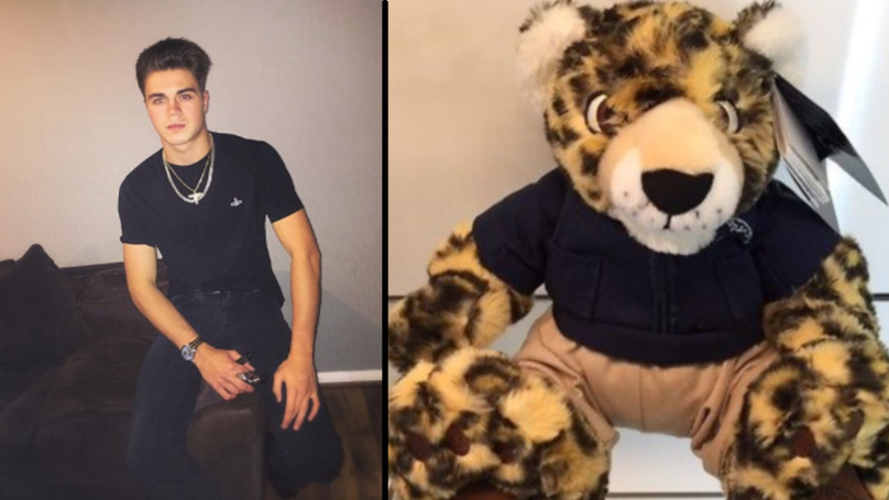 LAD Gets Drunk, Sponsors A Jaguar And Forgets All About It For 10 Months