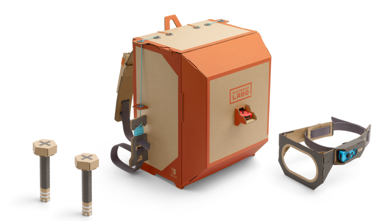 Switch Virtual Reality? Rumours Say Nintendo Will Announce VR Labo Headset