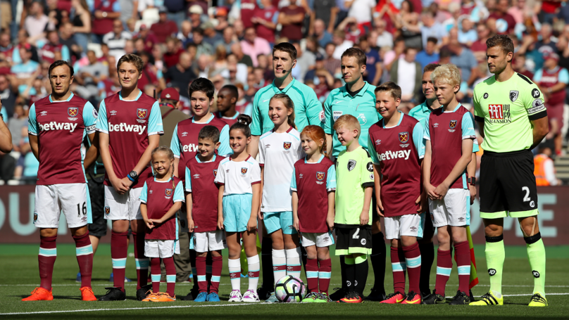 West Ham United Charge Kids £700 To Be A Mascot
