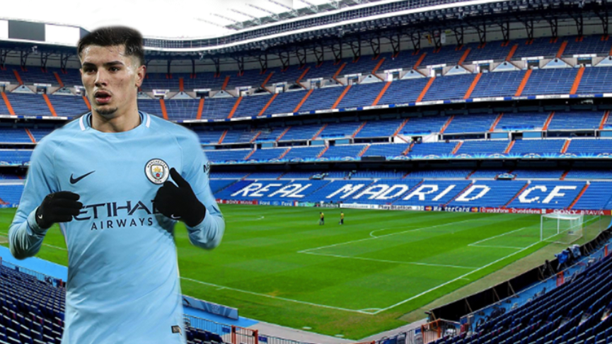 Brahim Diaz 'Agrees To Join' Real Madrid After Not Renewing Manchester City Contract