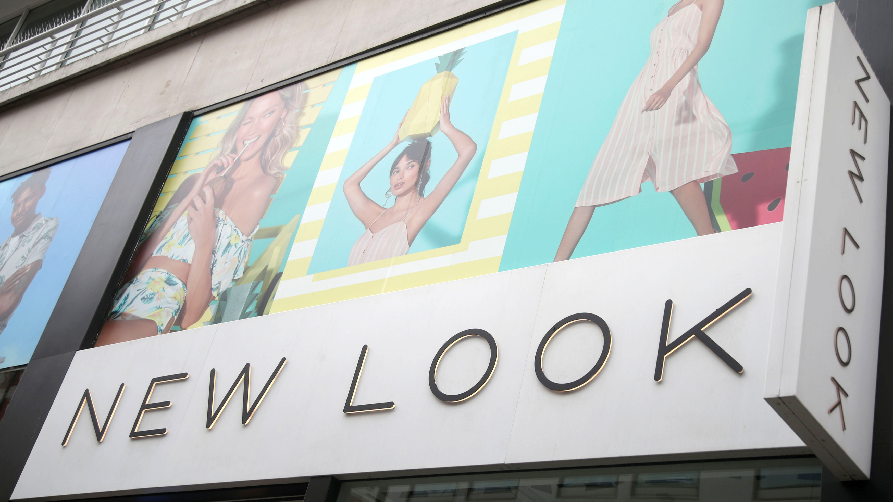 New Look Could Shut Up To 100 Of Its Stores On The High Street