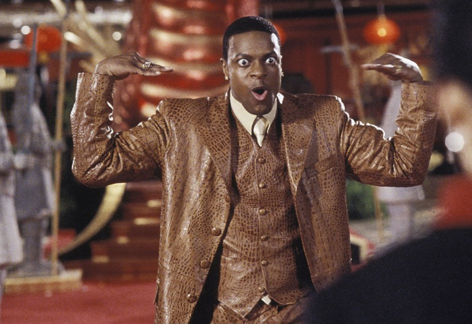 Chris Tucker Confirms That 'Rush Hour 4' Is Definitely ...