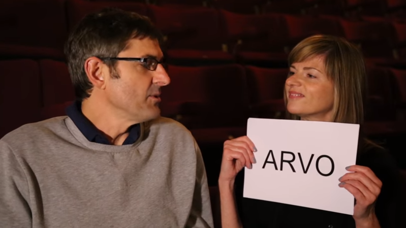 Louis Theroux Had A Stab At Aussie Slang And Doesn't Do Half Bad