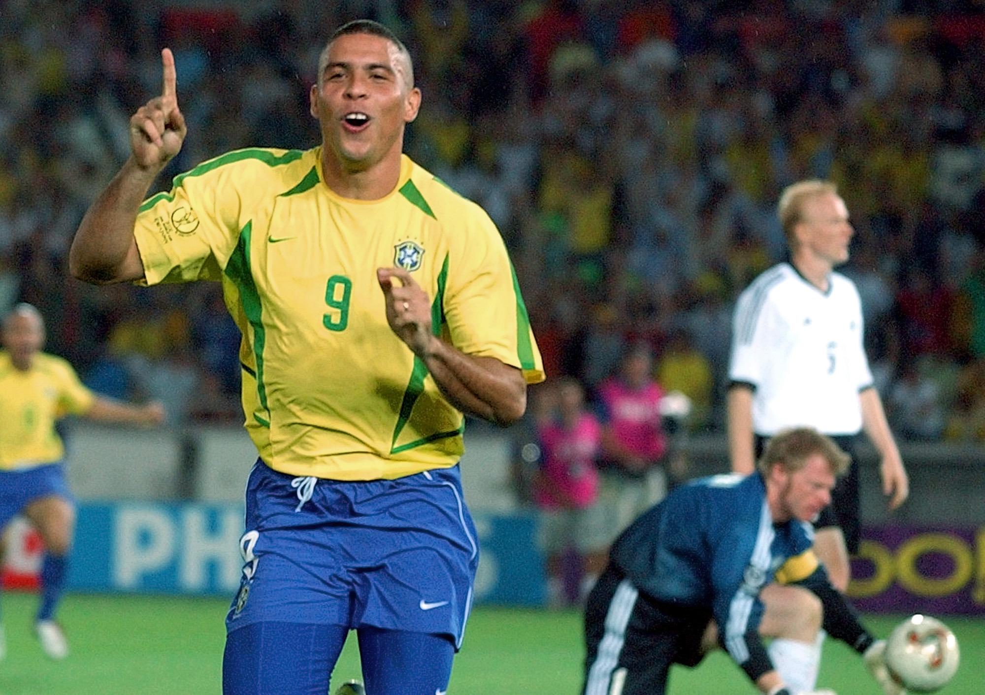 Ronaldo Explains Why He Had That Haircut In 2002 Sportbible