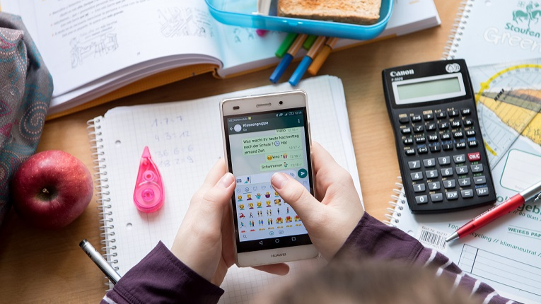 French Children Banned From Using Phones In School After Summer Break