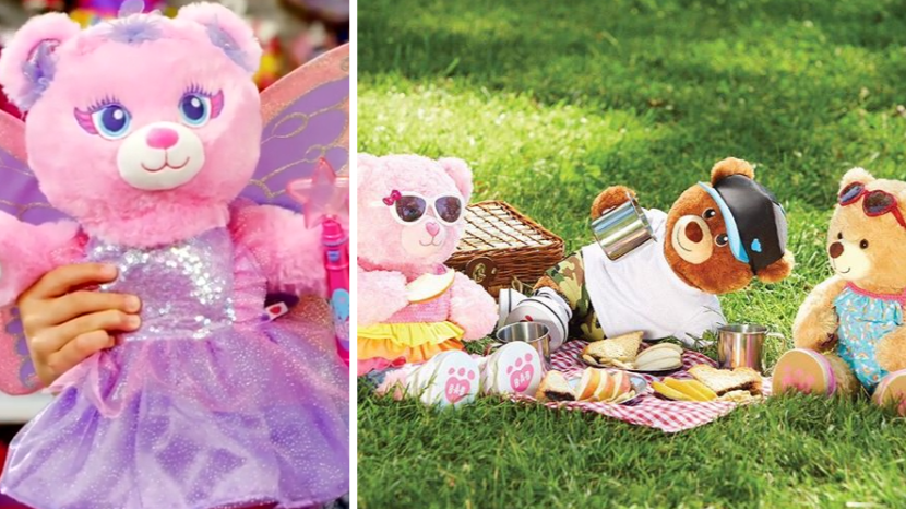 Build-A-Bear Announces Pay Your Age Day Across Cuddly Toys