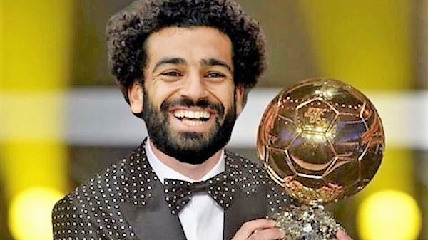Mohamed Salah Has Received 53% Of Votes To Win The Balon d'Or