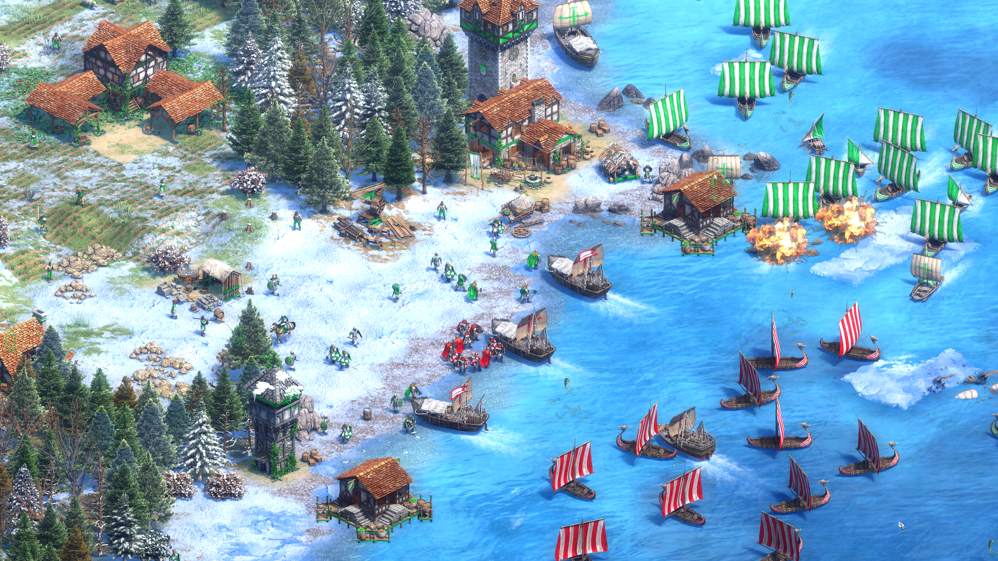 The AI In 'Age Of Empires 2' Has Been Cheating All These