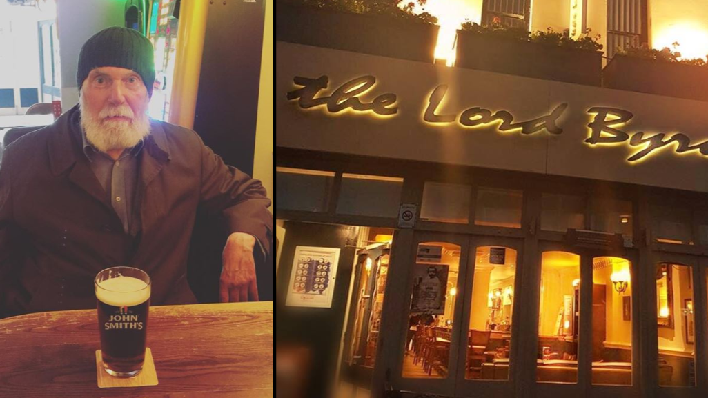 Landlord Shares Heartbreaking Post About Regular Who Goes To The Pub Alone