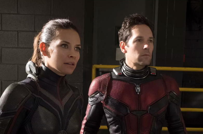 Could a third Ant-Man film be in the pipeline? Credit: Walt Disney Studios