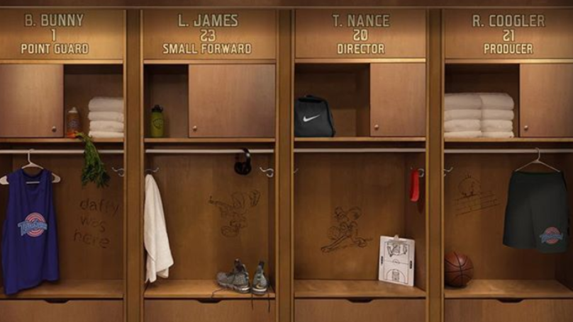 The second film will star basketball player LeBron James. Credit: Instagram