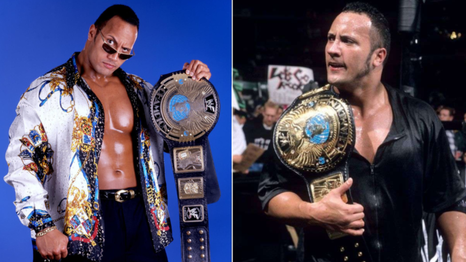 'The Rock' Voted The Greatest WWE Superstar Of All Time