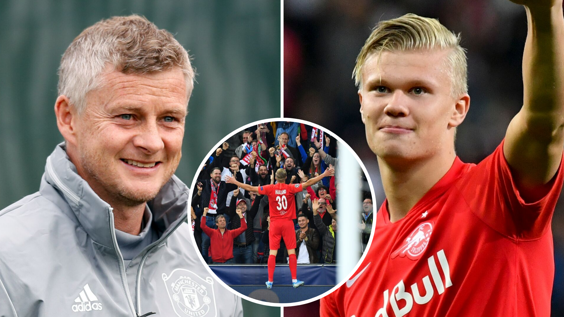 Erling Braut Haland S Father Opens Up About His Son Signing For Manchester United Sportbible