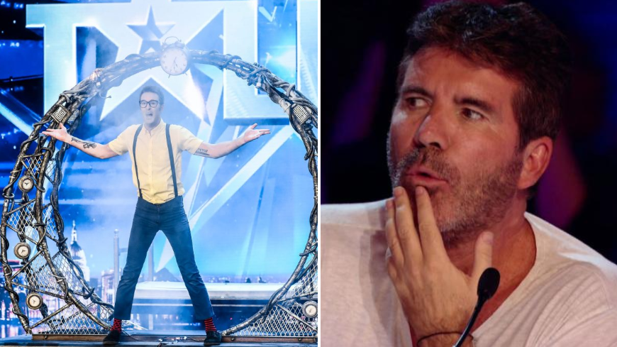 Britain's Got Talent Illusionist Act 'Exposed' As Fans Rumble Magic Trick