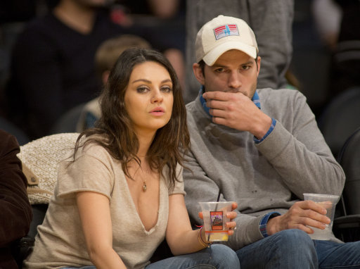 Mila Kunis And Ashton Kutcher Aren't Giving Their Kids Christmas Presents