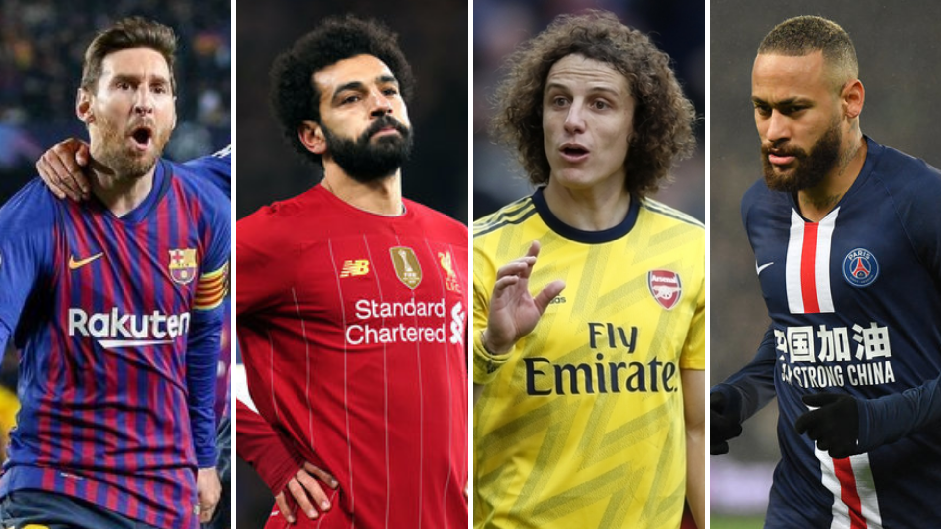 The 50 Greatest Footballers In The World Right Now Have Controversially Been Ranked Sportbible