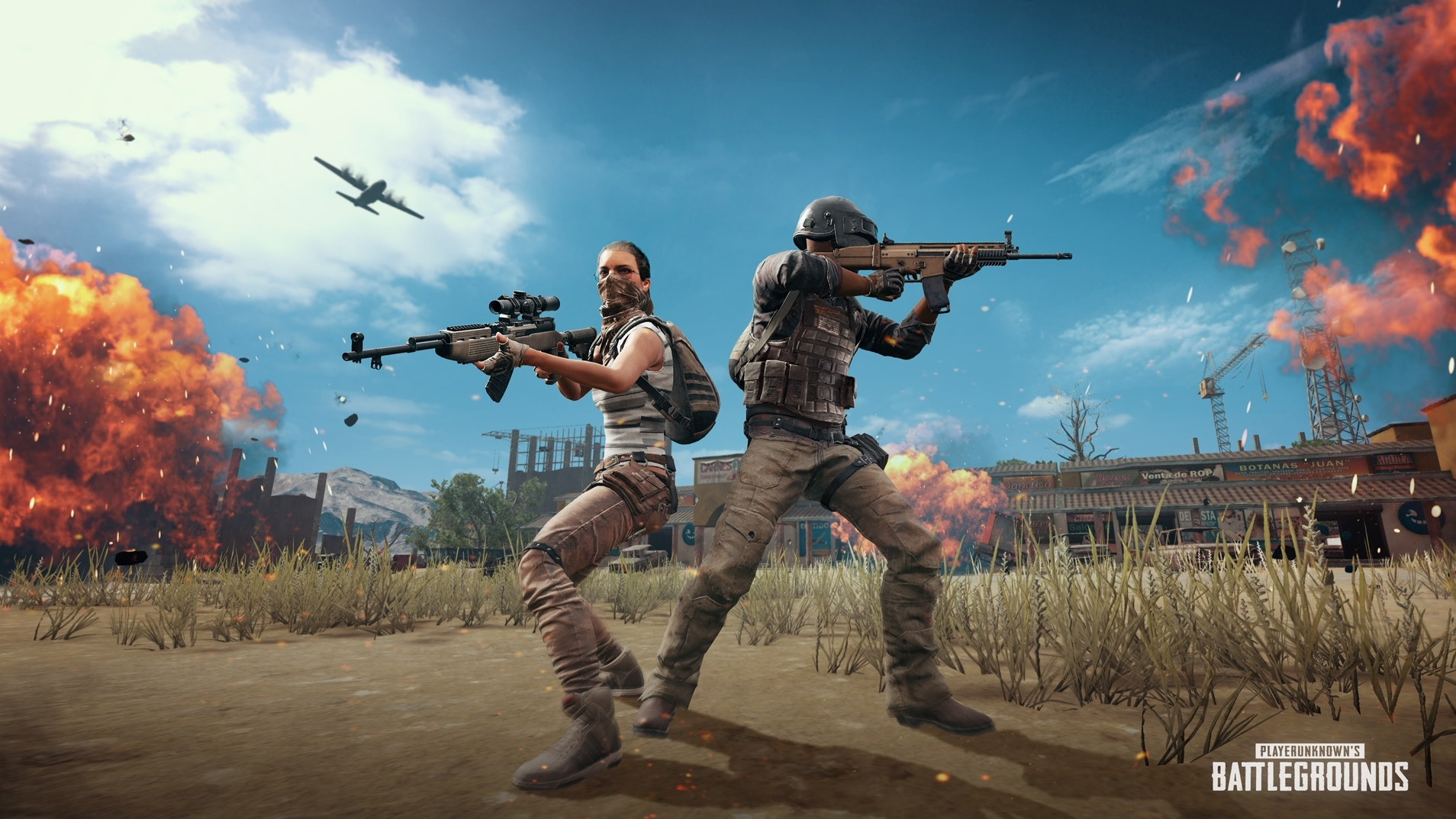 PUBG Vikendi Map Arrives Just in Time for Christmas