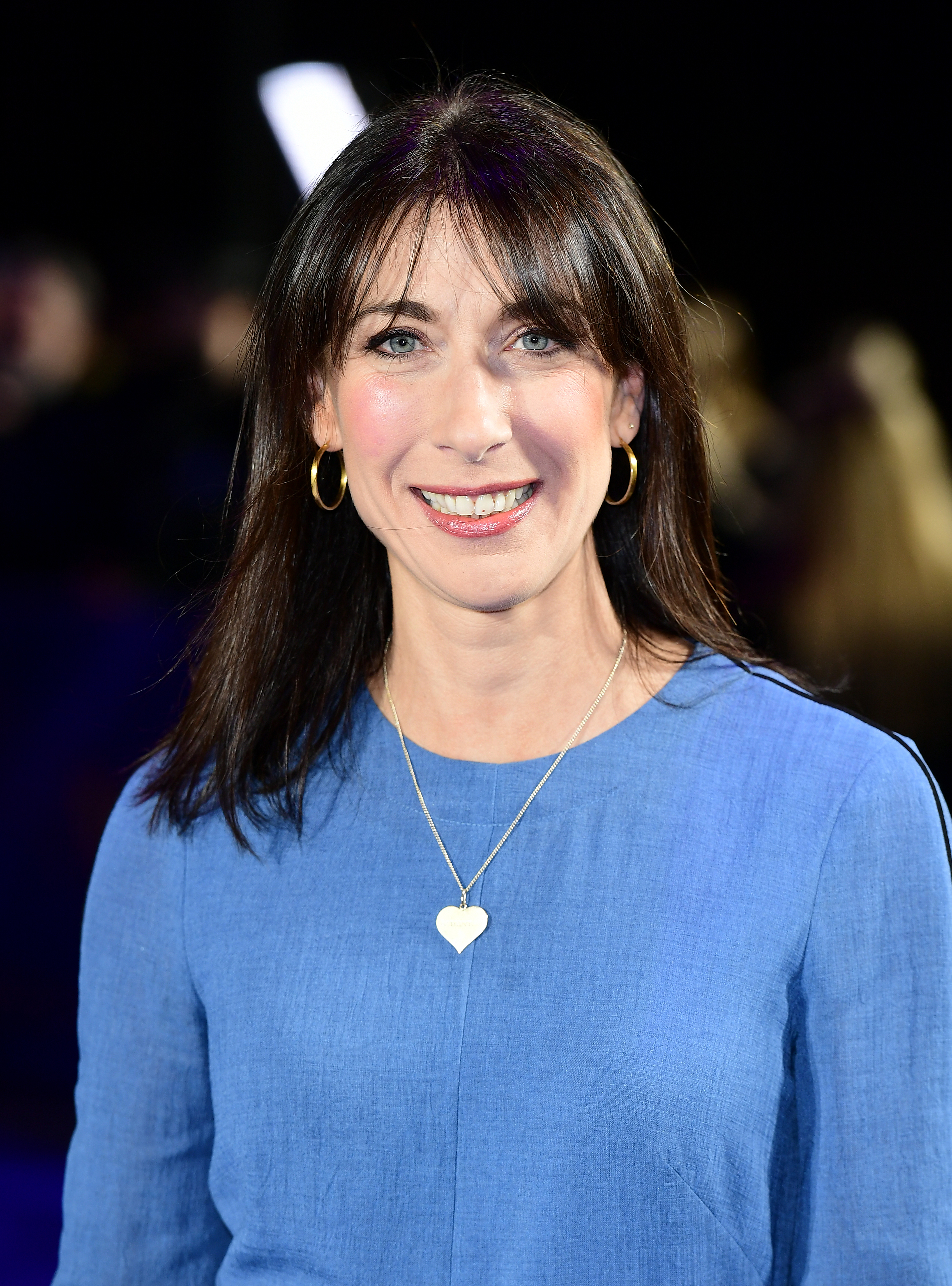 Samantha Cameron the wife of former Prime Minister David Cameron, attended the school. Credit: PA