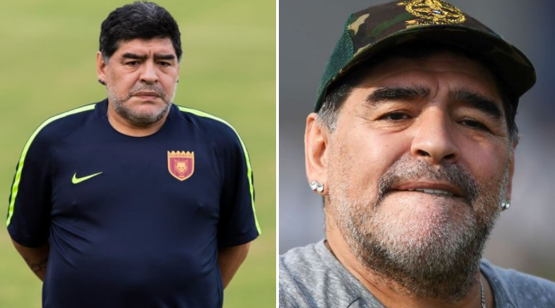 Diego Maradona Undergoing Emergency Surgery After Being Rushed To Hospital With Stomach Bleed