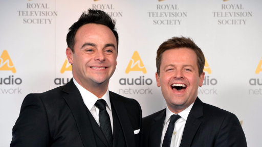 'I'm A Celeb' Made A Joke About Ant McPartlin's Rehabilitation Within Minutes