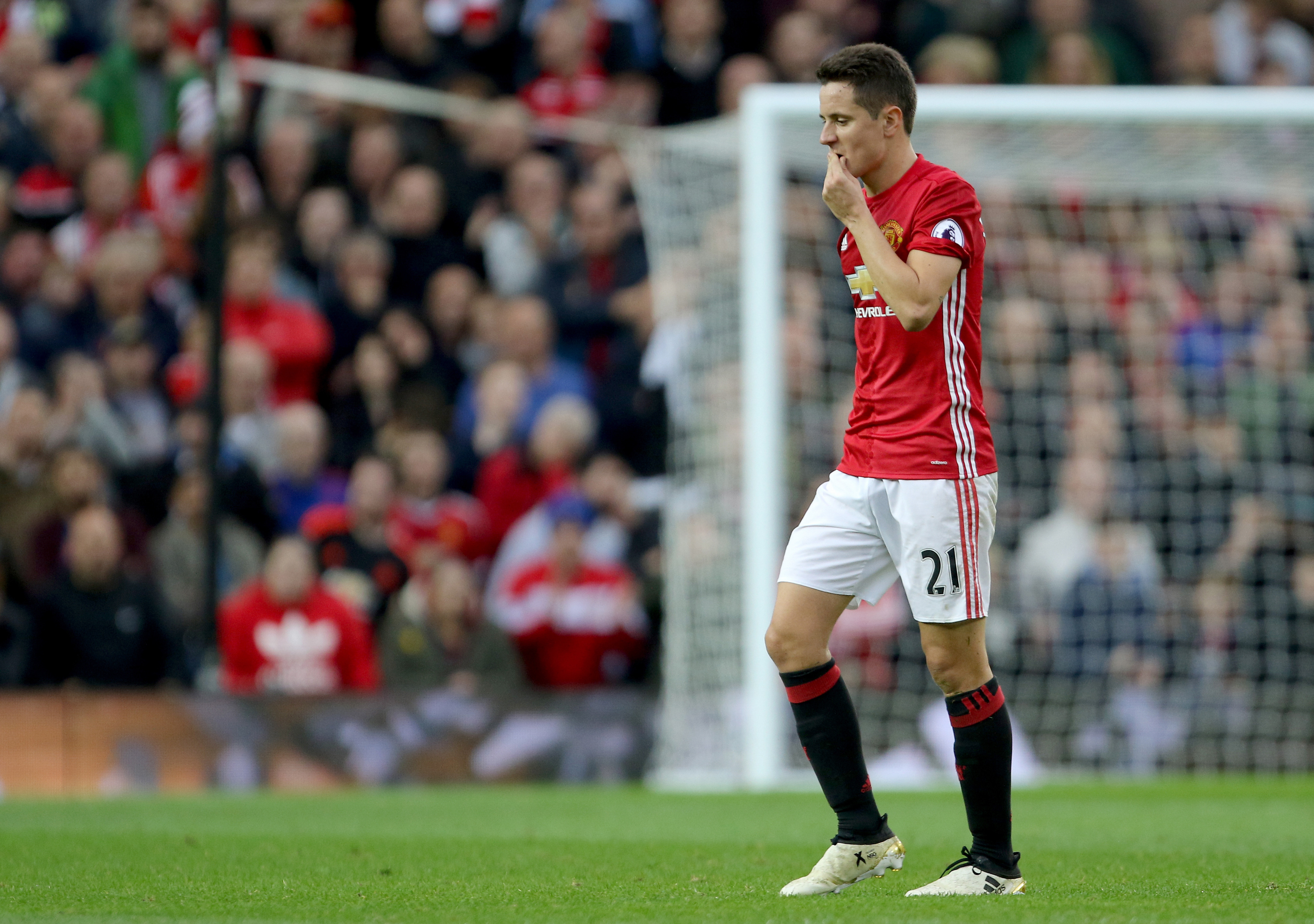 Ander Herrera: There is no offer from Barcelona