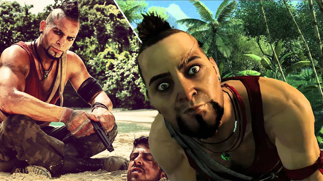 Far Cry 3 Vaas Actor Teases Return To The Role Ladbible