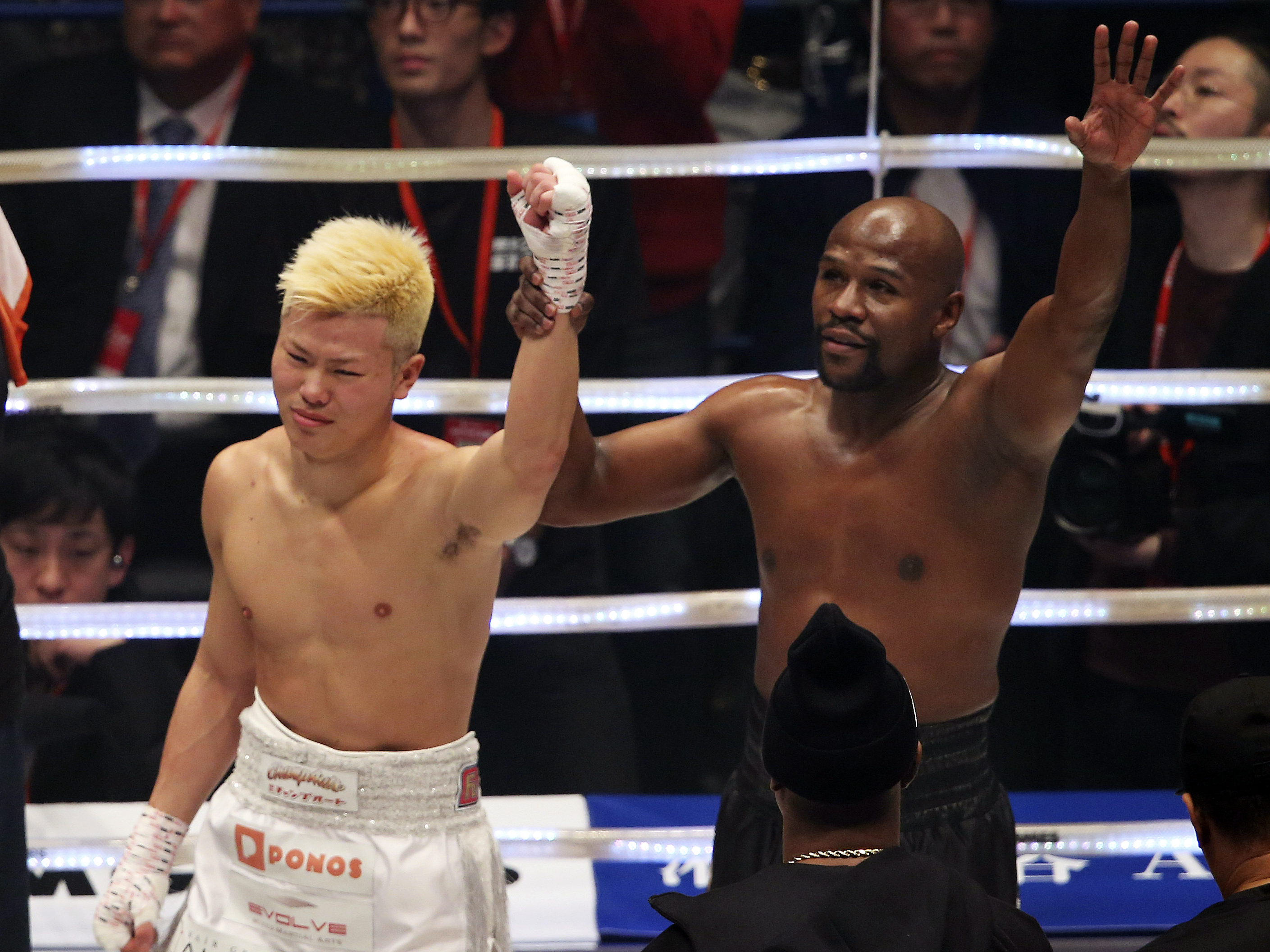 Tenshin Nasukawa Responds to Conor McGregor's Challenge