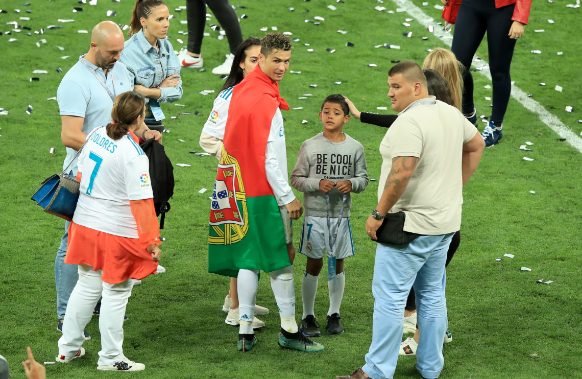 Cristiano Ronaldo hires bull fighter as personal bodyguard for World Cup