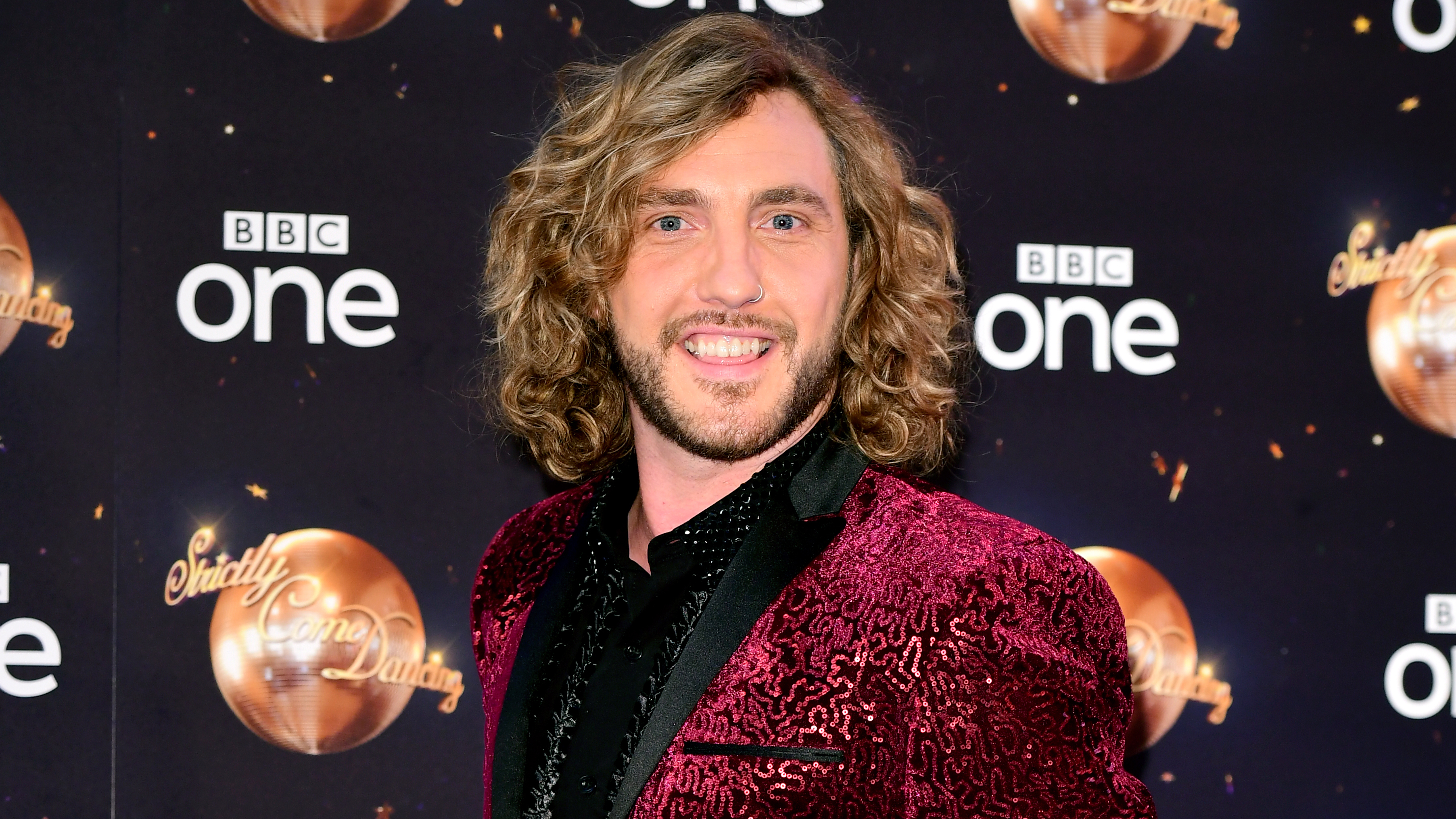 Seann Walsh Breaks Silence Over Strictly Kiss With Katya Jones