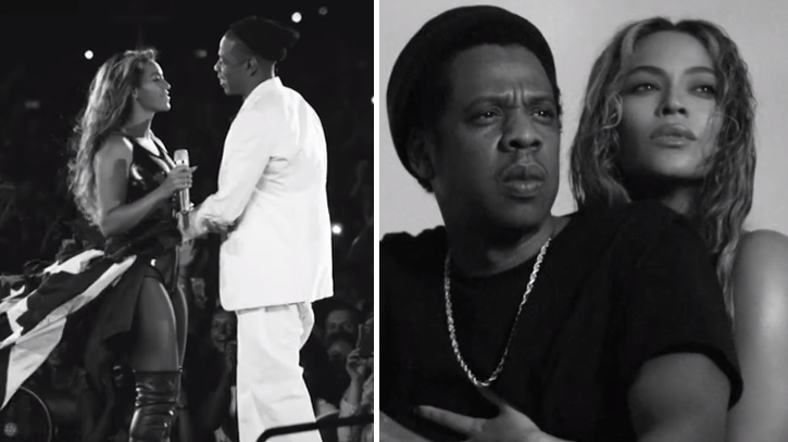 Beyoncé And Jay-Z Announce Joint On The Run II Tour