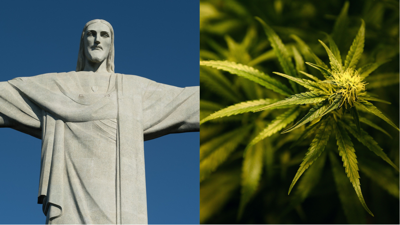 Jesus Used Cannabis Oil Back In The Day, Author Reckons