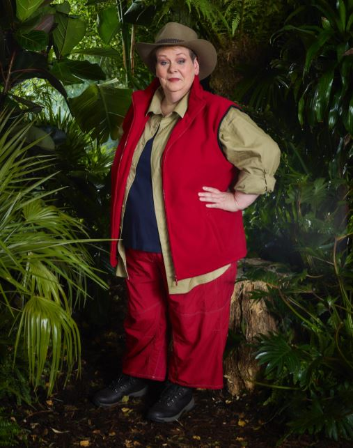 The 'Chaser' Anne Hegerty could face bushtucker trials. Credit: ITV