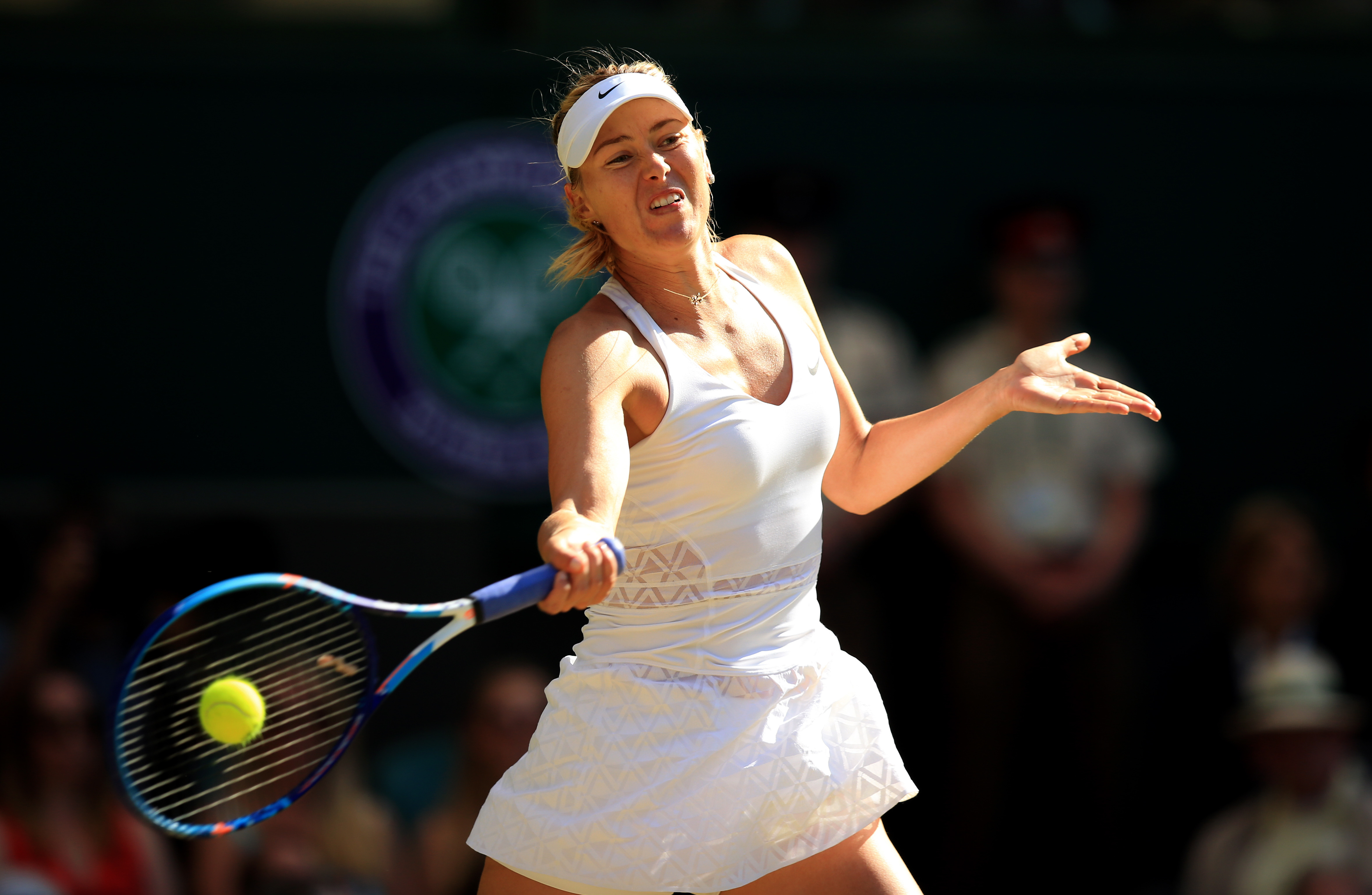 Maria Sharapova will miss the Olympics in Rio 08.06.2016 11