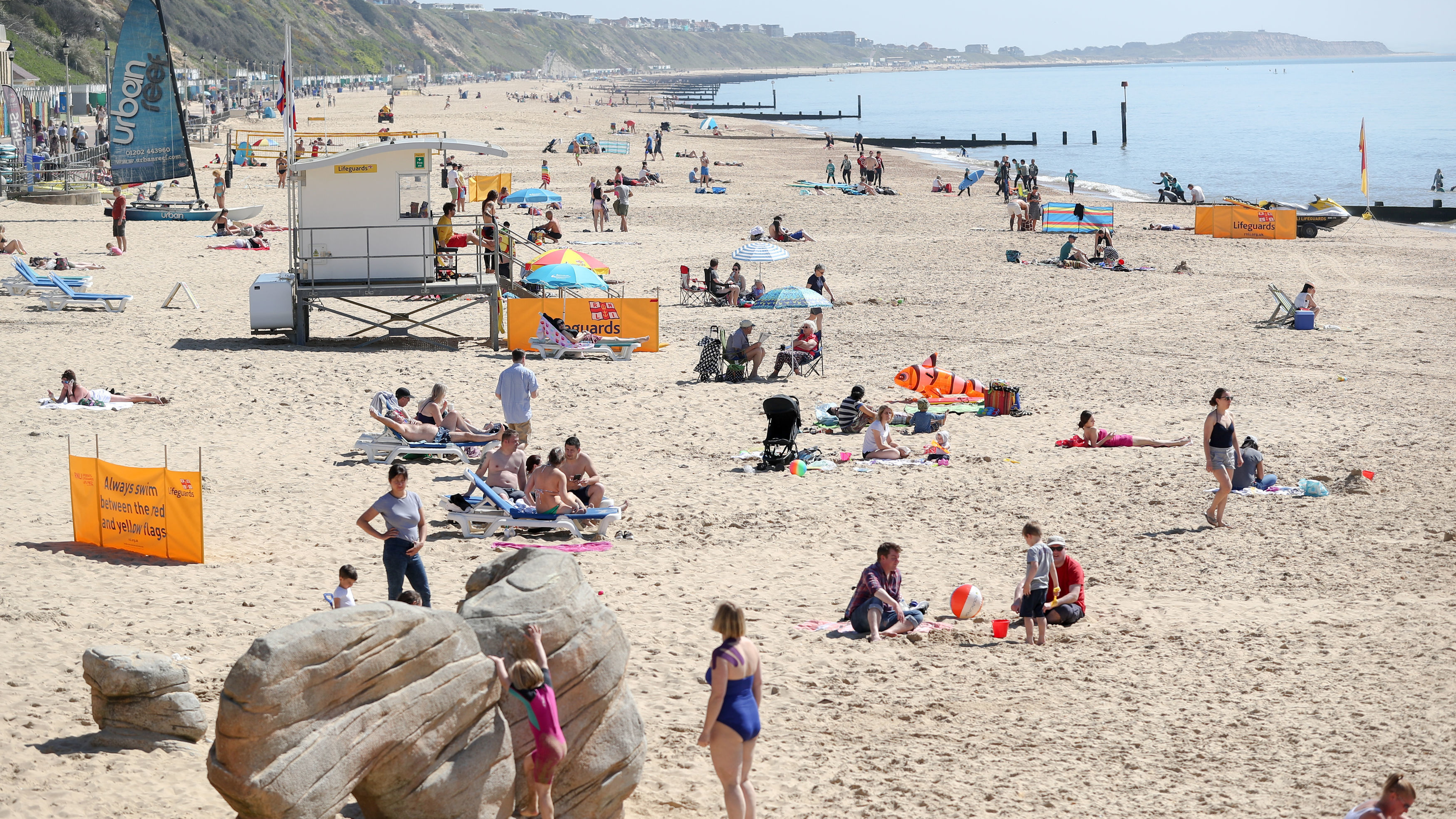 UK Is Set For Two-Week Heatwave Which Could Make It Hottest June In Over 40 Years