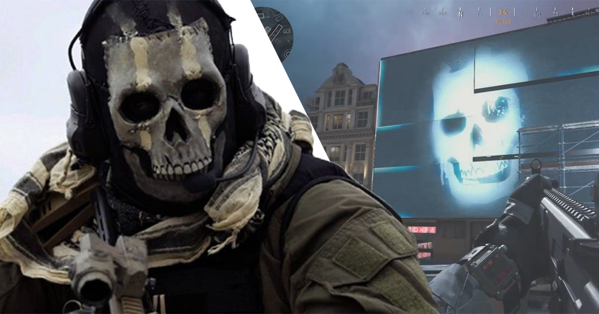 Cod Modern Warfare Fans Think Ghost Is Returning Imminently