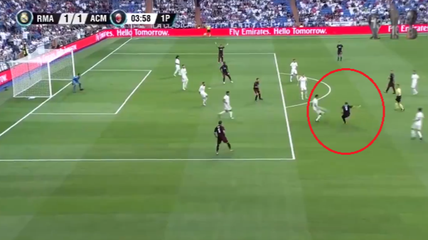 Gonzalo Higuain Scores Sublime Goal On AC Milan Debut Against Real Madrid