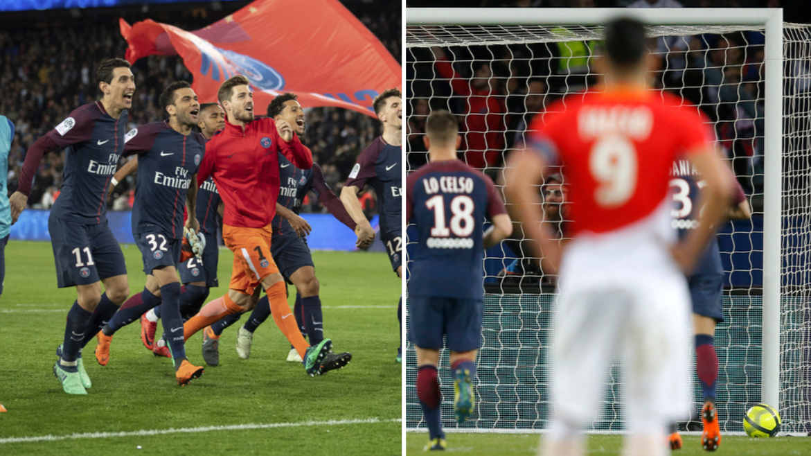 Monaco Offer To Reimburse Fans After Embarrassing 7-1 Defeat To PSG