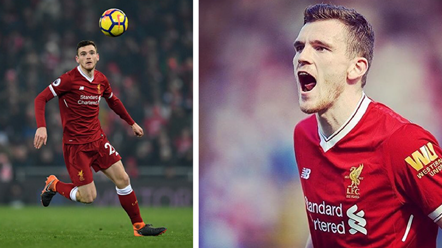 Another Brilliant Gesture From Andy Robertson Surfaces