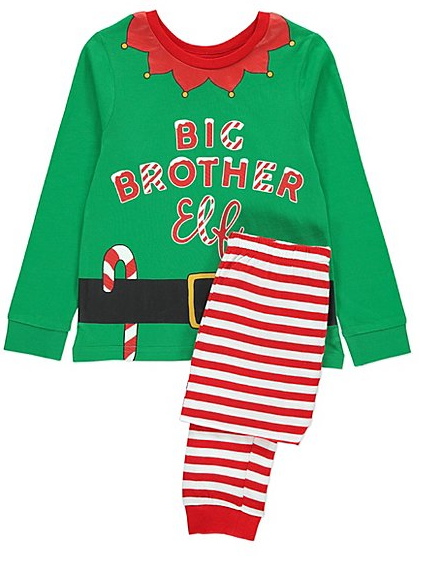 Credit ASDA  sc 1 st  Pretty 52 & ASDA Is Selling Matching Elf Outfits For All The Family - Pretty 52