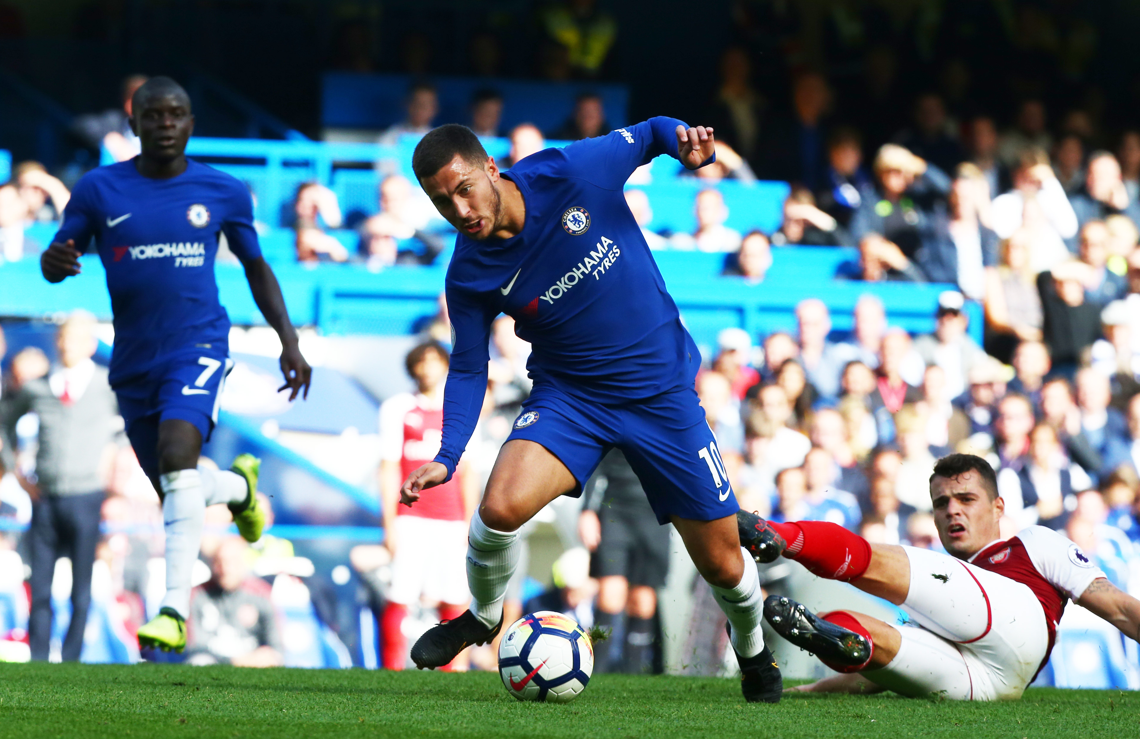 Chelsea ace Eden Hazard offers Lille hope of future return
