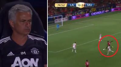 WATCH: Everyone Is Talking About Romelu Lukaku's Manchester United Debut
