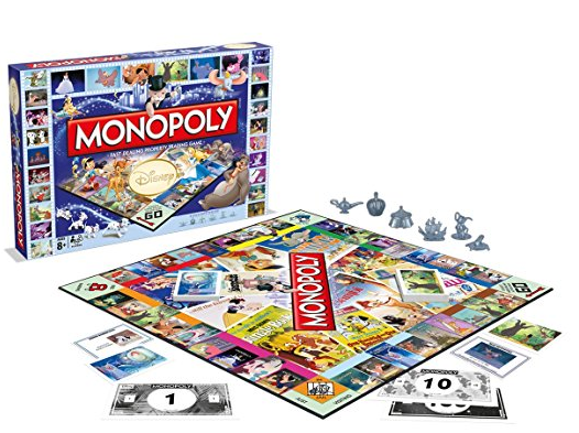 Take My Money, Disney Monopoly Is Here Just In Time For ...