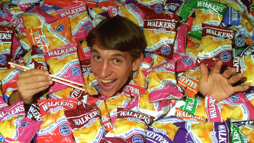 Walkers Carnage As It Plans A 'Battle Royale' For Their Crisp Flavours