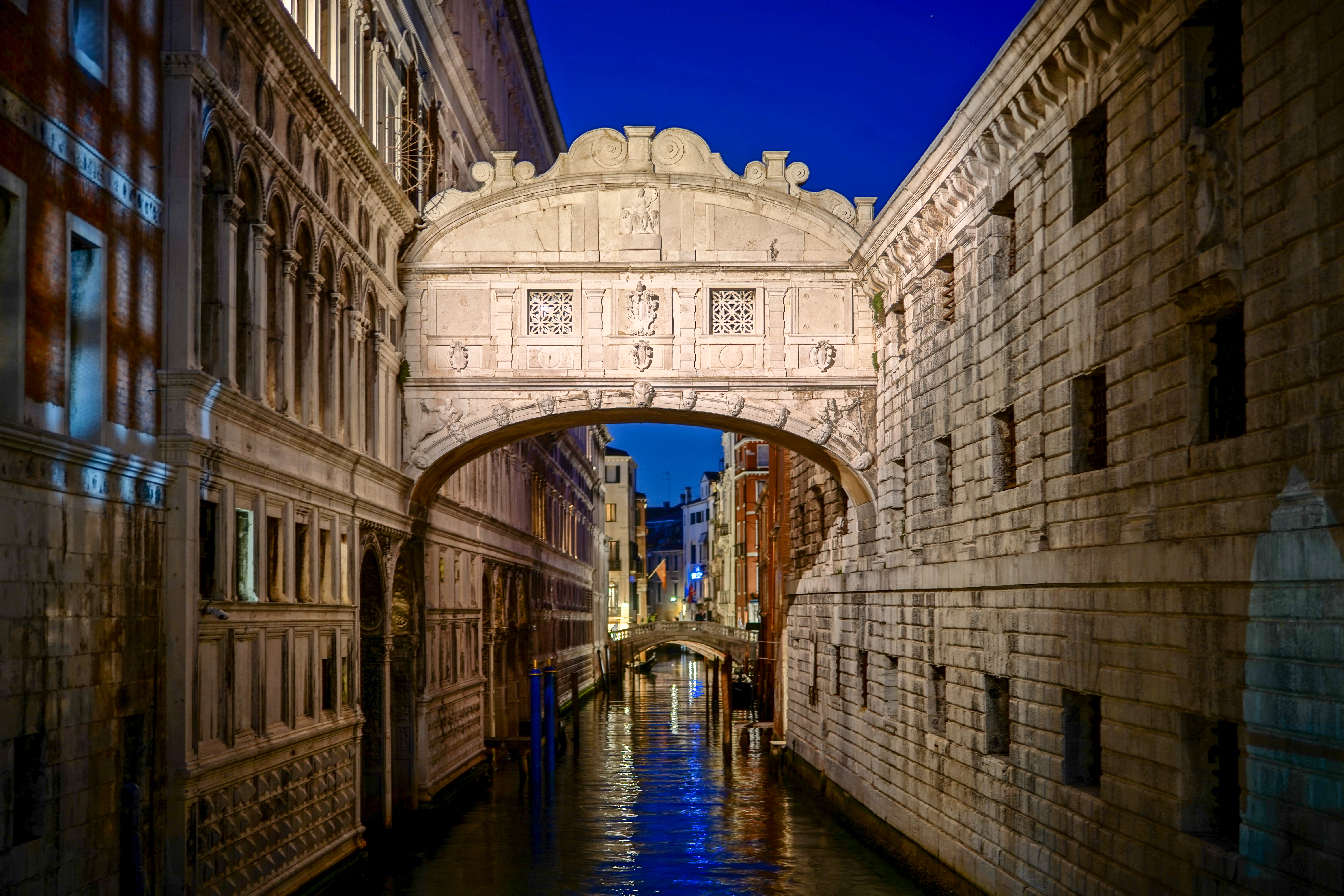 Venice draws in millions of visitors every year. Credit: PA