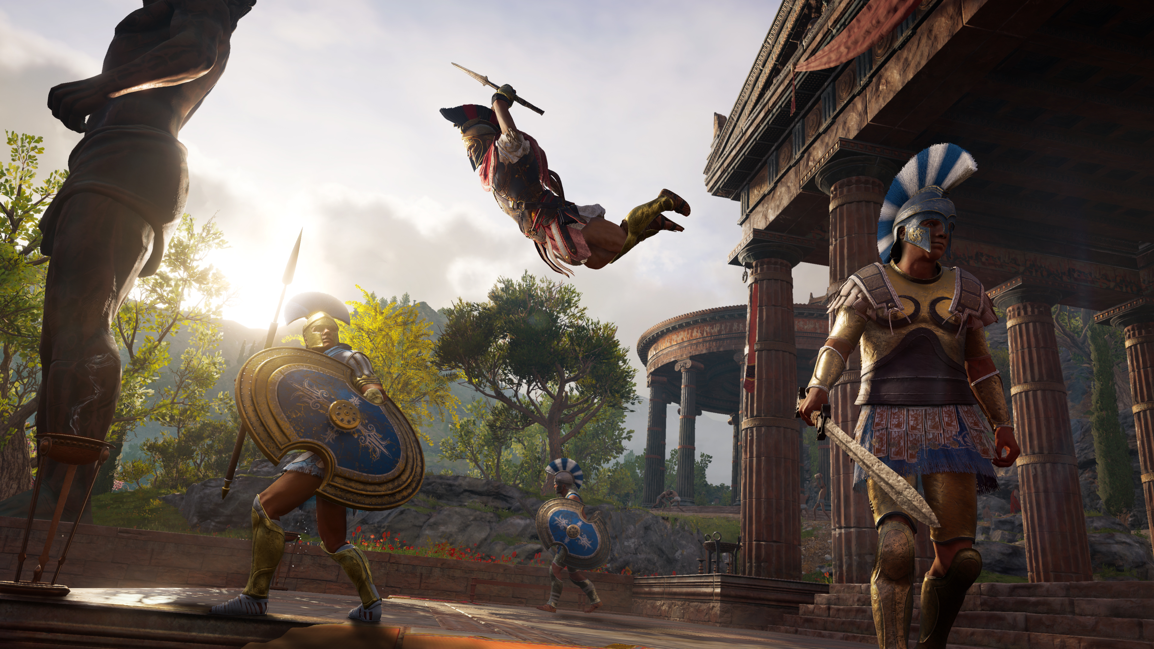 Assassin S Creed Origins And Odyssey Discovery Tours Are