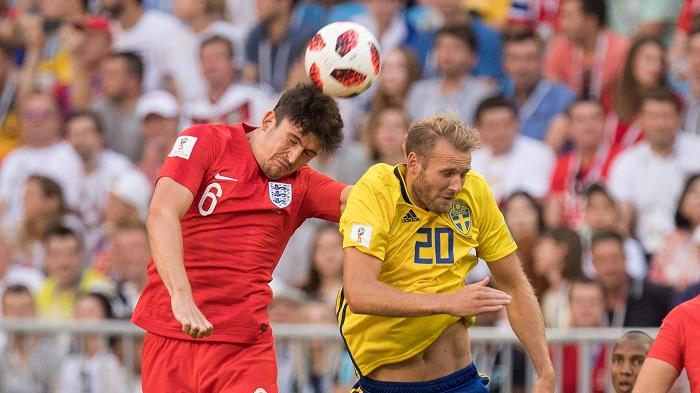 Harry Maguire Reveals That Jamie Vardy Mocks The Size Of His Head