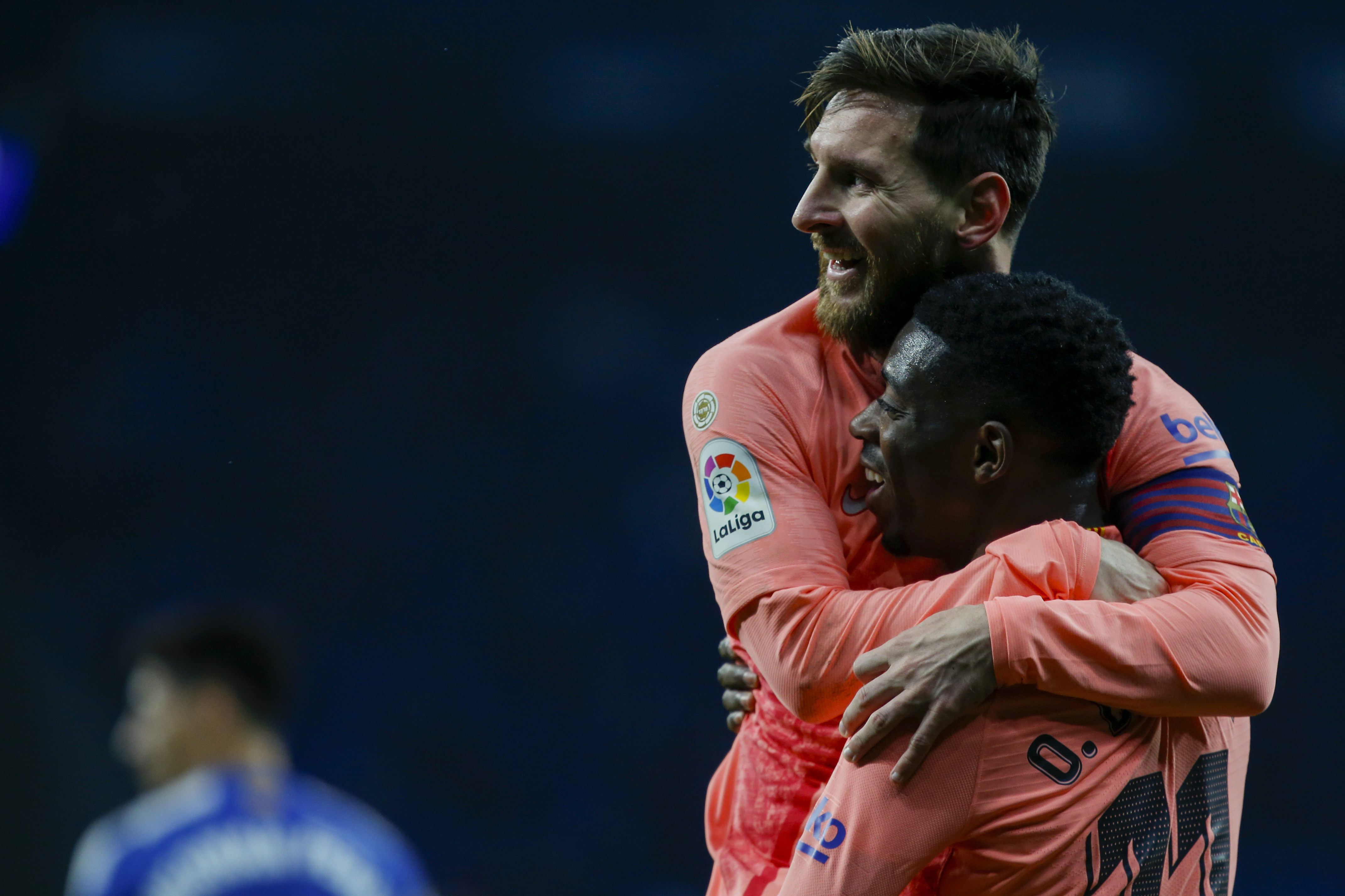 Twitter goes berserk over Lionel Messi's double free-kick goals against Espanyol